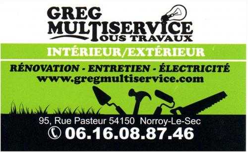 167 greg multiservice 601