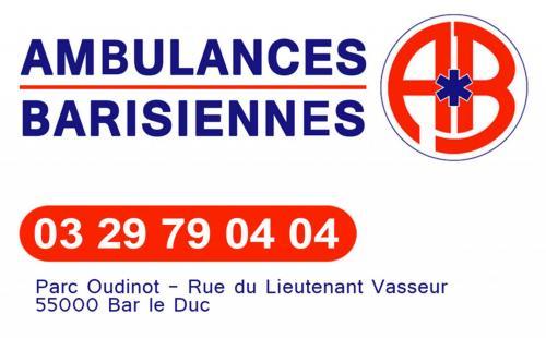 169 ambulances barisiennes 600