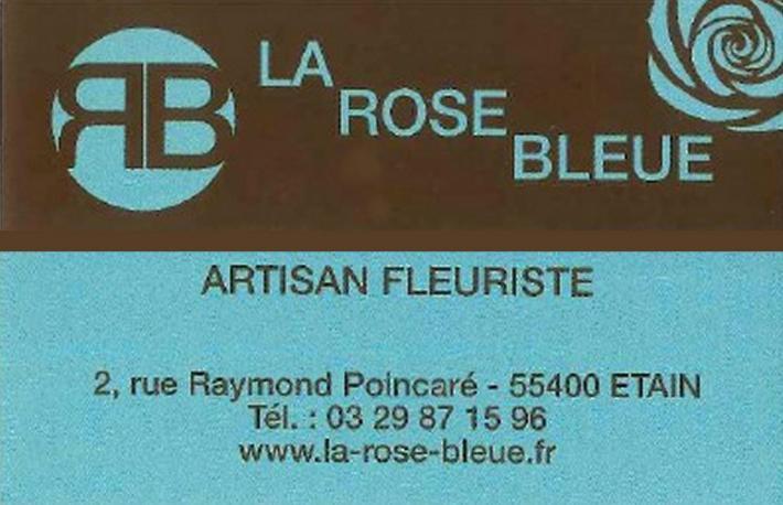 198 la rose bleue 600