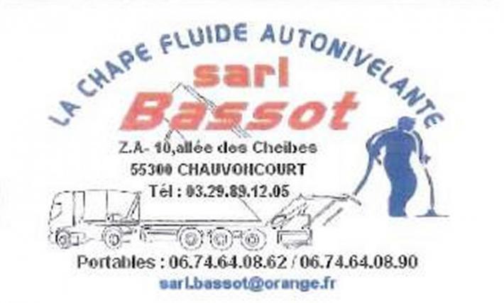 221 sarl bassot 600