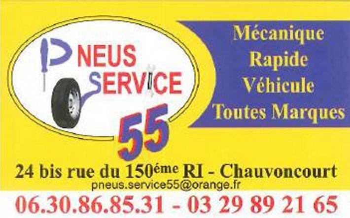 234 pneus service 55 600
