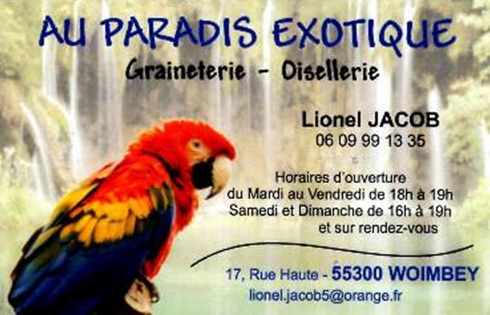 236 au paradis exotique 600