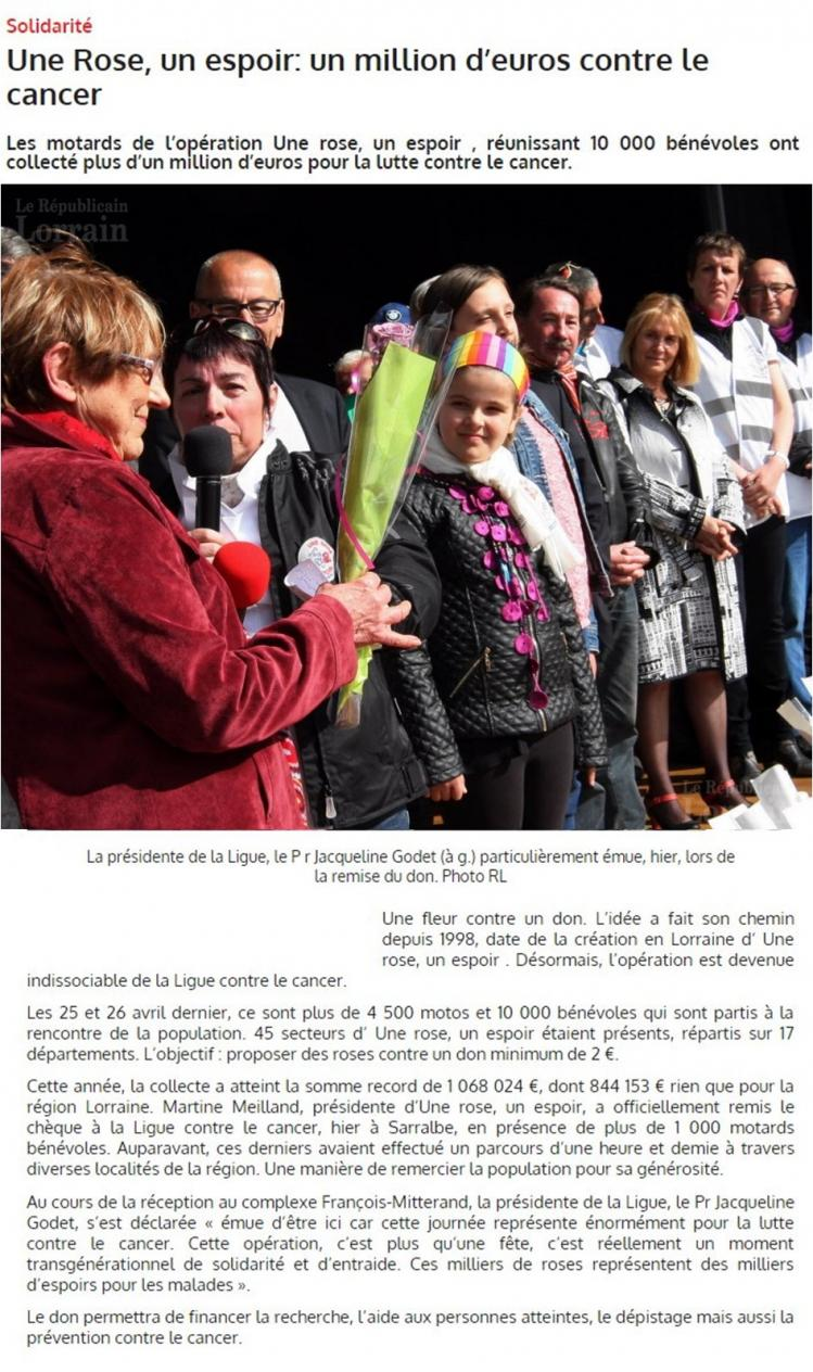 Article rl du 31 mai 2015
