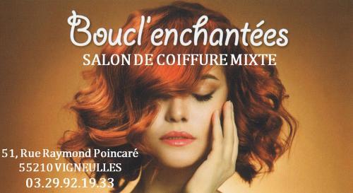 Boucl enchantees 600