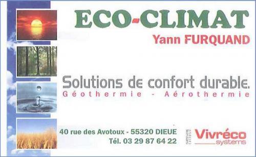 Eco climat 600