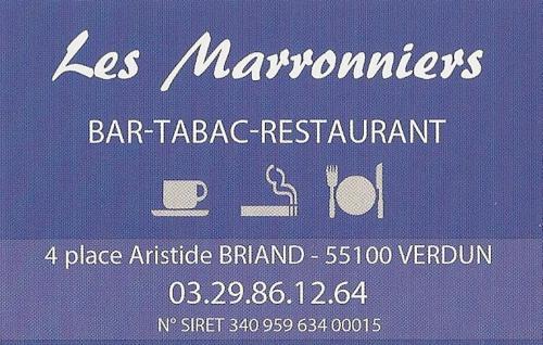 Les marroniers 600