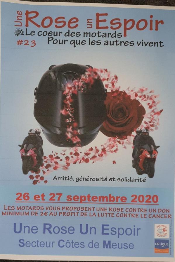 Rose sept 2020