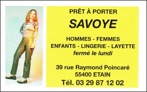Savoye 600